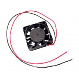 Fan 40x40x10 12V 2 Pin