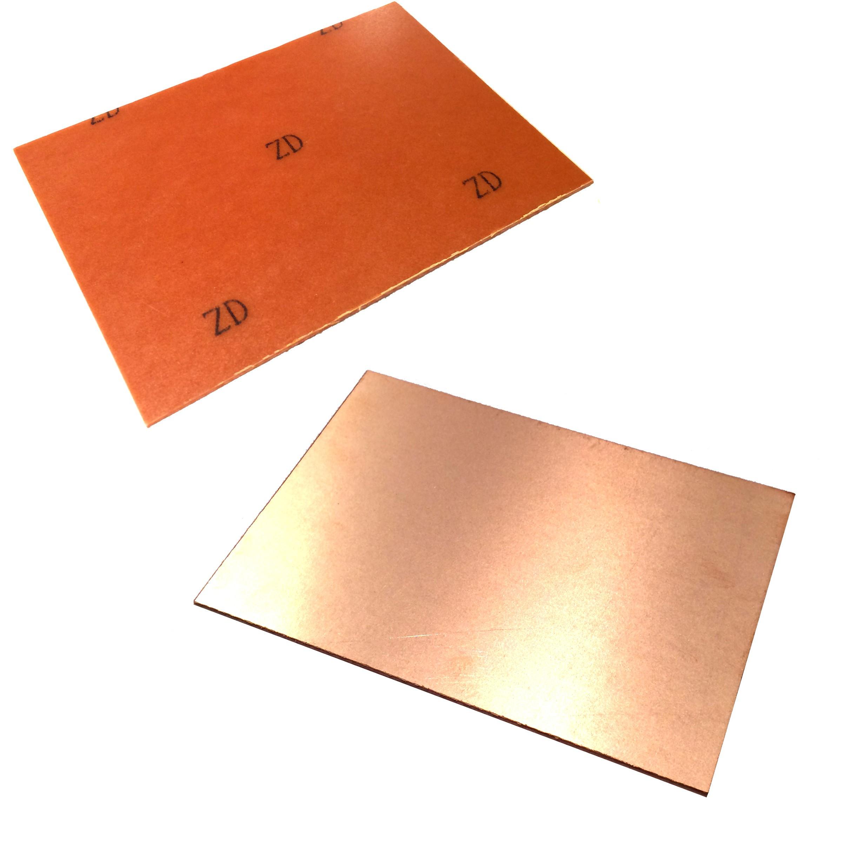 Printed Circuit Single Sided Pcb Board Buy Single Sided Pcb Board