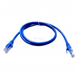 CAT6E High Speed Ethernet Cable: 3.28 foot / 1m