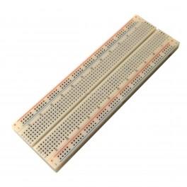 Full Size Breadboard 830 Tie Point