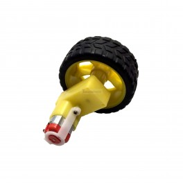Robot / Car Wheel & Motor : 250 RPM