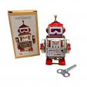 Tin Collectible Wind Up Robot
