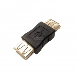 Female - Female USB Coupler