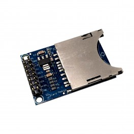 Full Size SD Card Reader Module (Arduino & Raspberry Pi Compatible)