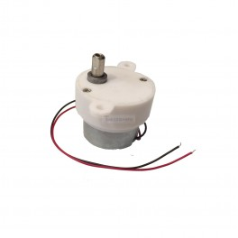 Low Speed DC Motor 12V / 21 RPM with Plastic Mount