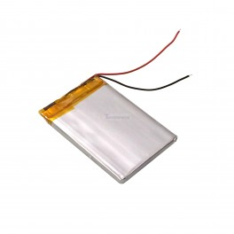 3.7V Lipo Battery 650mah