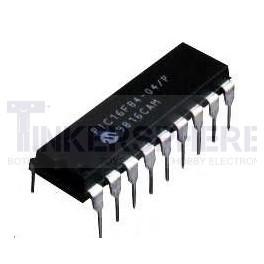 PIC16F84A Microcontroller