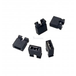 2 Pin Header Jumpers (5 pack)