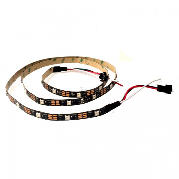 newest f7986 75465 RGB LED Strip - Addressable 1m (NeoPixel Compatible, WS2812)