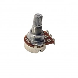 A250K Logarithmic 250K Ohm Potentiometer