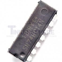 74HC14 Hex Schmitt Trigger Inverter