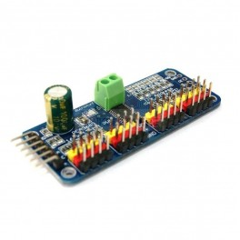 16 Channel PWM Expansion Board: PCA9685