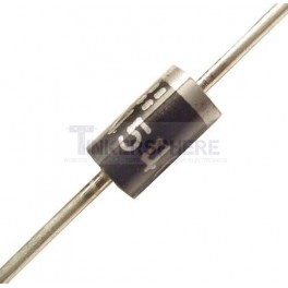 1N5408 Rectifier Diode: 1000V 3A