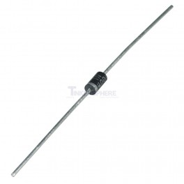 1N4001 Rectifier Diode: 50V 1A