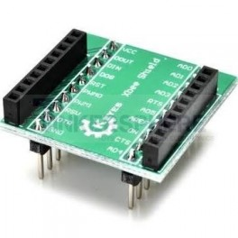 Xbee Breadboard Adapter