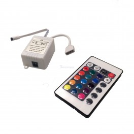 RGB LED 5050 Controller with Remote