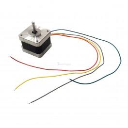NEMA 17 Stepper Motor with Detachable Wires: 4.8V