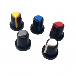 D Shaft Knob 6mm