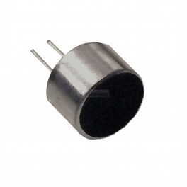 9x7mm Electret Microphone - Omni-directional