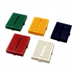 Mini 170 Tie Point Breadboard