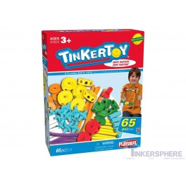 Tinkertoy 65 piece Set