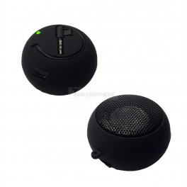 "Powered Speaker with 1/8"" Plug"