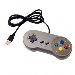 USB SNES Style Game Controller