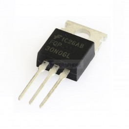 N-Channel Power MOSFET 60V 30A: FQP30N06L