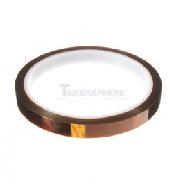 "Kapton Tape - 3/8"" (10mm) x 100ft"