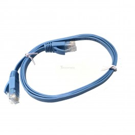 Flat Cat6 Ethernet Cable 3.28ft