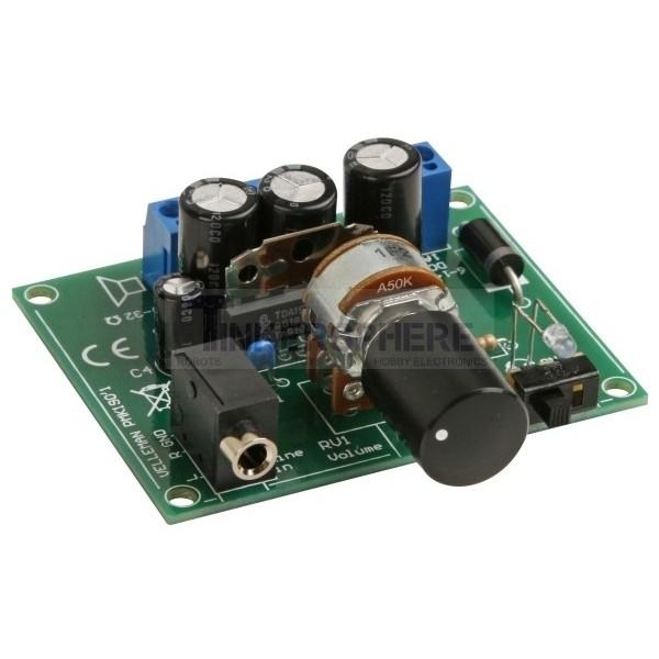 MP3 Amplifier 2x5W