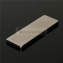 Rectangular Neodymium Rare Earth Super Magnet 30 x 10 x 2 mm
