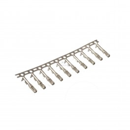 Female Jumper Wire Crimp Connector for Breadboards (10 pack)