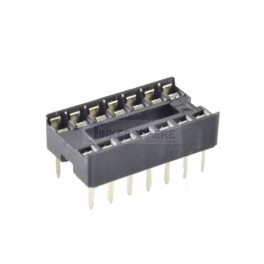14 Pin IC Socket (DIP)