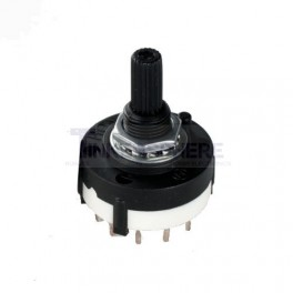 11 Position Rotary Switch: 1P11T