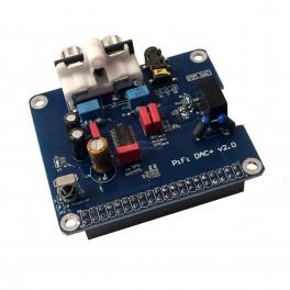 Raspberry Pi DAC Hifi Audio Hat