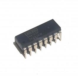INA125 Instrumentation Amplifier