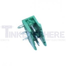 Phoenix Connector 3 Pin Male