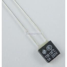 Thermal Fuse 115C 250V 2A