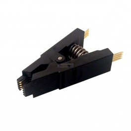 8 Pin SOIC Chip Clip