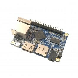 Orange Pi One: 512MB RAM 1.2Ghz Quad-Core Processor