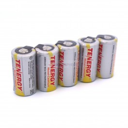 2200mah NiCd Rechargeable Batteries (5 pack)