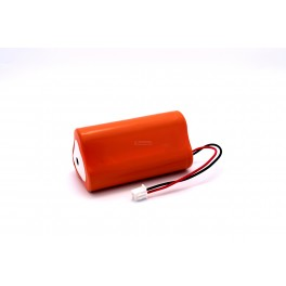 3.7V Lipo Battery 6600mAh