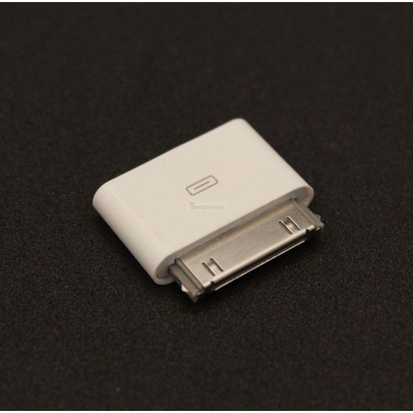 30 pin dock to micro usb adapter for iphone ipod. Black Bedroom Furniture Sets. Home Design Ideas