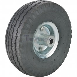Pneumatic Wheel - 10-Inch - 350 lb. Load Capacity