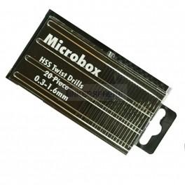 Micro Drill Bit Set