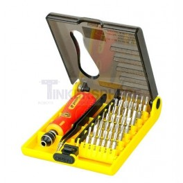 38 Piece Screwdriver Set