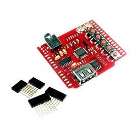 MP3 SD Shield for Arduino