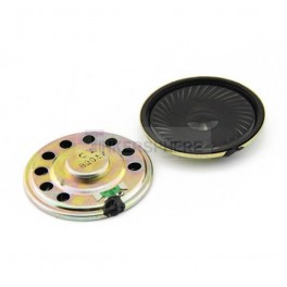Large 8 Ohm Speaker - 1/4W