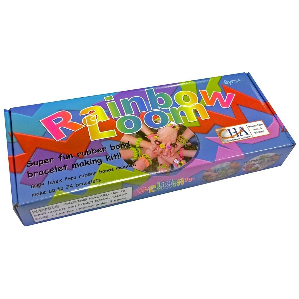 Rainbow Loom Rubber Band Bracelet Maker Tinkersphere